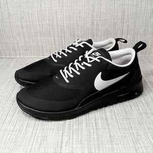 Nike Air Max Thea Sneakers Black-Metallic …